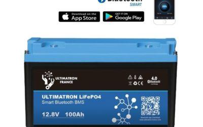Neu im Sortiment Lithim LiFePO4 Batterien