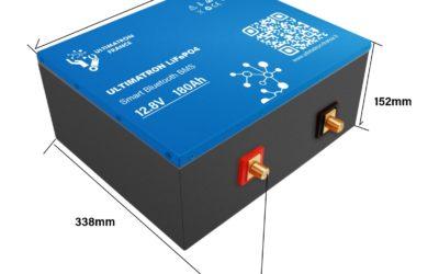 Neu! 180Ah Lithium LiFePO4 Batterien für den Untersitz (Lieferbar ab August)